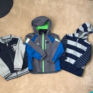 Other - Boys fall jacket trio